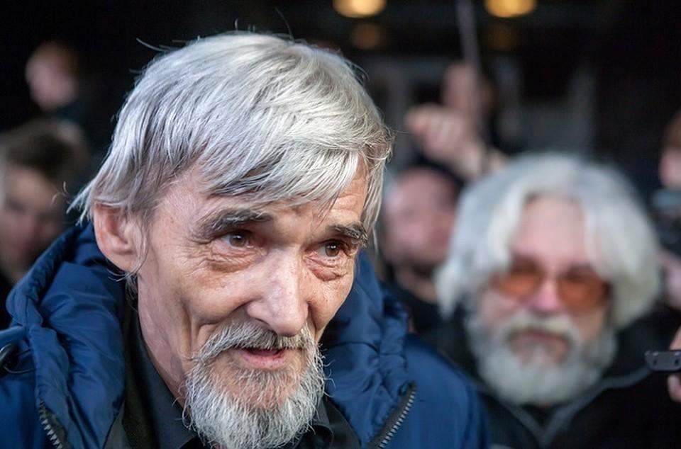 Руководитель карельского «Мемориала» Юрий Дмитриев. Фото: Игорь Подгорный/ТАСС