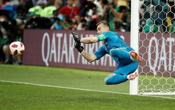 Акинфеев - герой!!! Россия обыграла Испанию 4-3 по пенальти