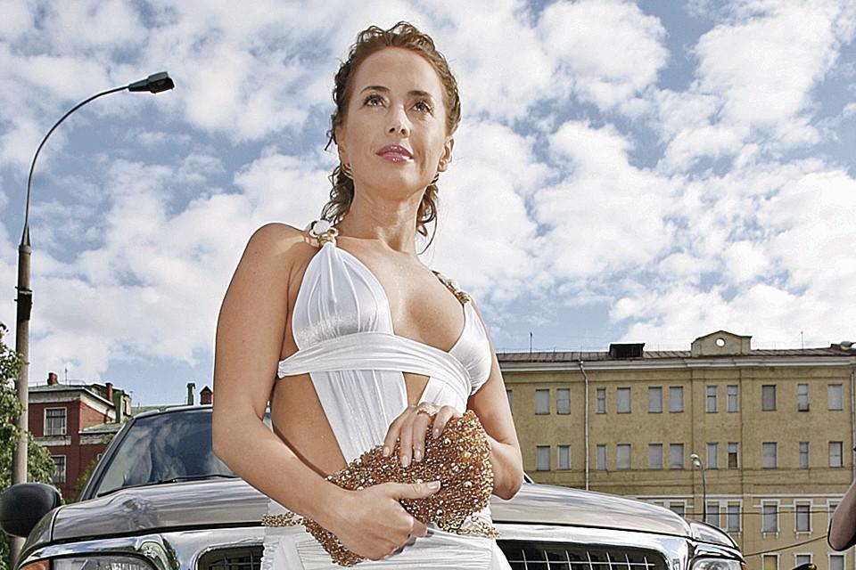 Певица всегда любила белый - в ее гардеробе было много платьев именно этого цвета. Фото: Nadezhda Lebedeva/Russian Look