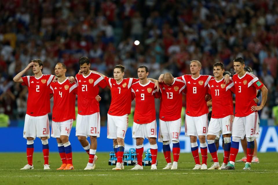 Игроки российской сборной встретятся с болельщиками в фан-зоне на Воробьёвых горах