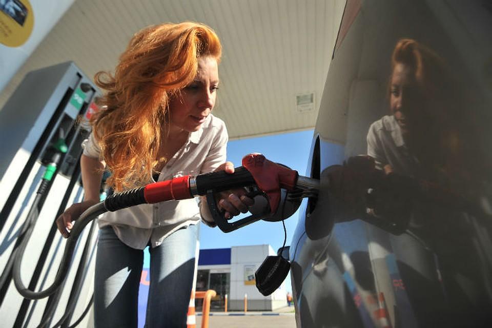 Иркутские заправки проверяют на качество бензина