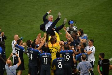 Вот это финал: Франция обыграла Хорватию и стала чемпионом мира