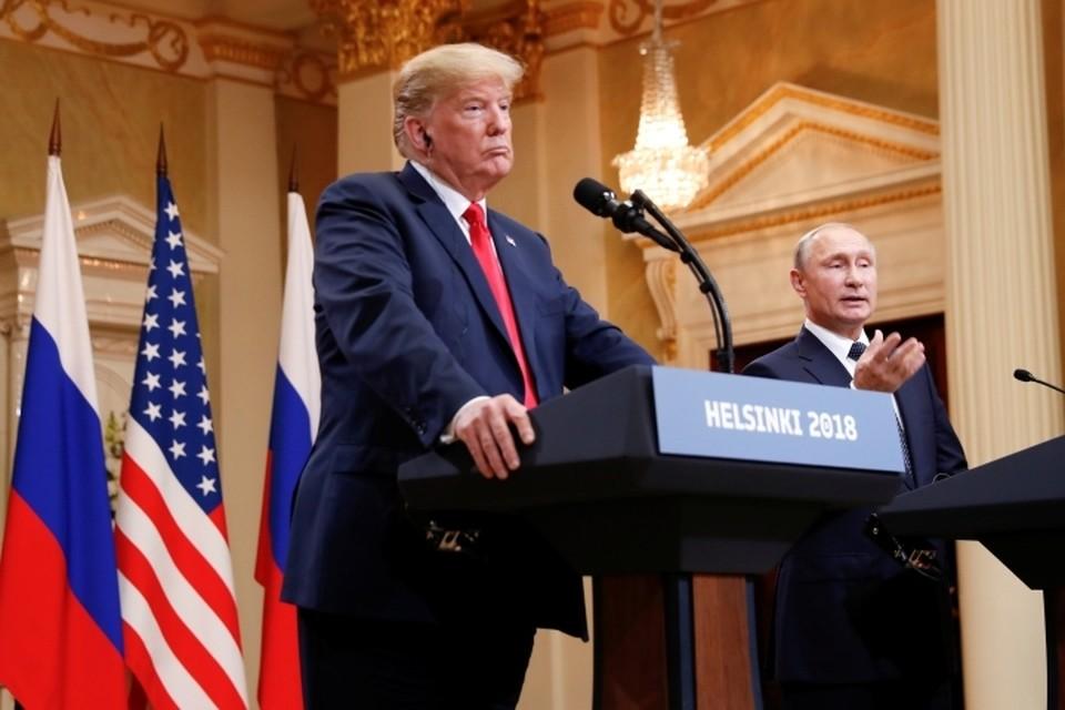 В США было немало противников встречи Трампа с Путиным, но лидеры двух держав все же провели переговоры