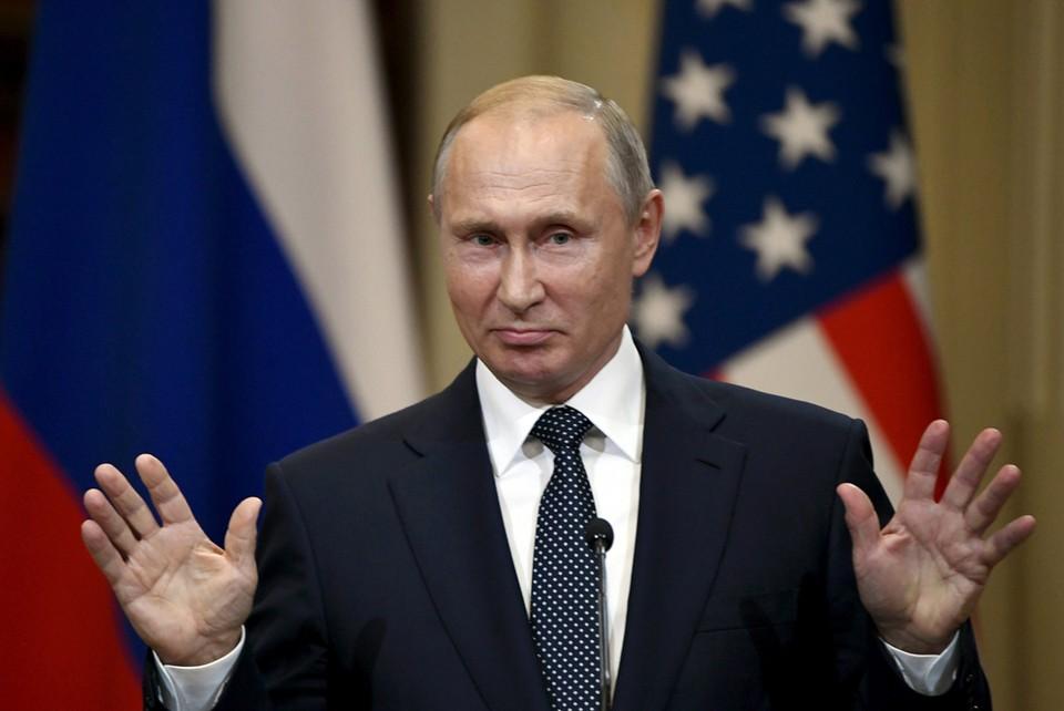 Россия не представляет угрозы.