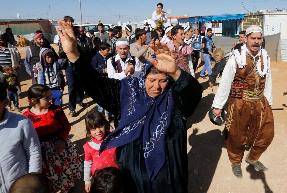Россия создала в Сирии Центр приема, распределения и размещения беженцев