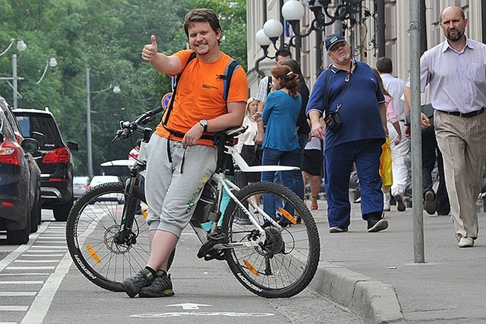 утилизационный сбор на велосипеды может составить порядка 10% от его стоимости