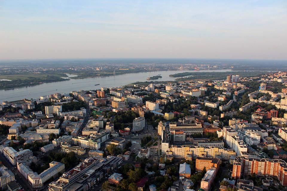 сормово фото района с высоты ричардсон