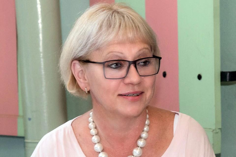 Татьяна ВИЗБОР, июльская гостья медиа-клуба «Импрессум».
