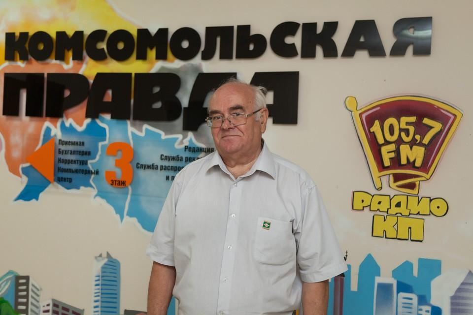 """Председатель """"Федерации туризма Ставропольского края"""" Николай Трюхан"""