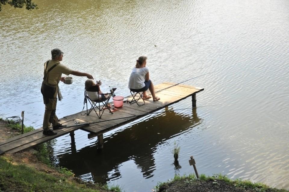 Каждый рыбак знает - лучшая поклевка в августе