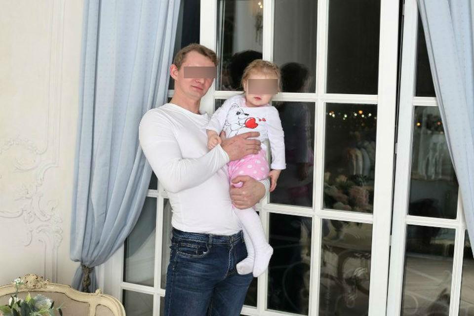 Ирина пыталась забрать у мужа свою дочь