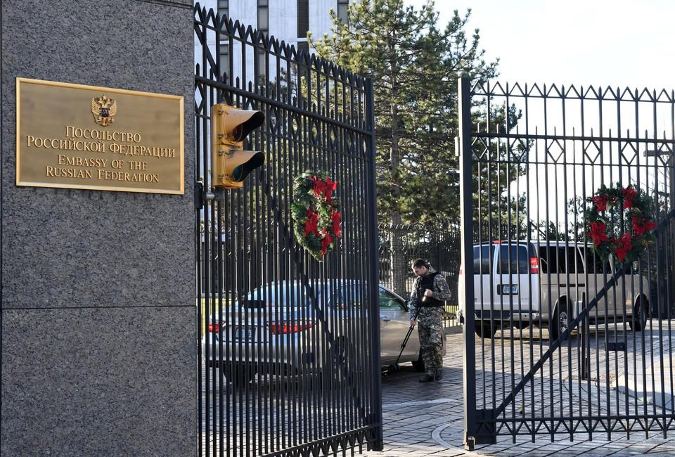 Посольство России уже назвало новые санкции США «драконовскими»