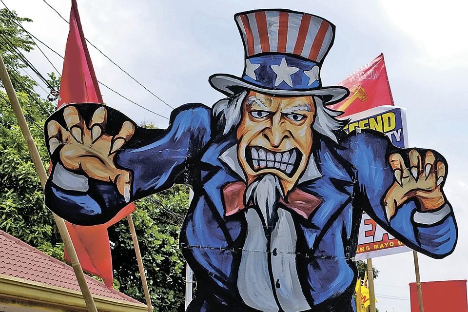 Штаты объявили нам экономическую войну.