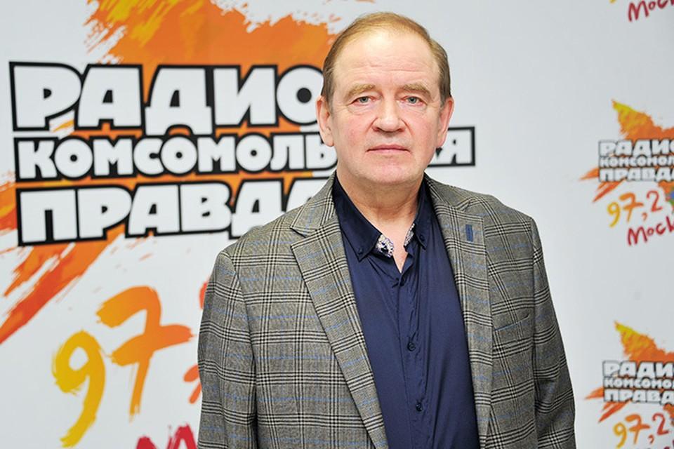 Известный политик, эксперт Фонда Анатолия Собчака Сергей Станкевич.