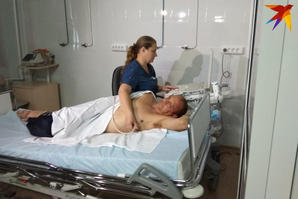 Пациента наблюдают каждые три месяца