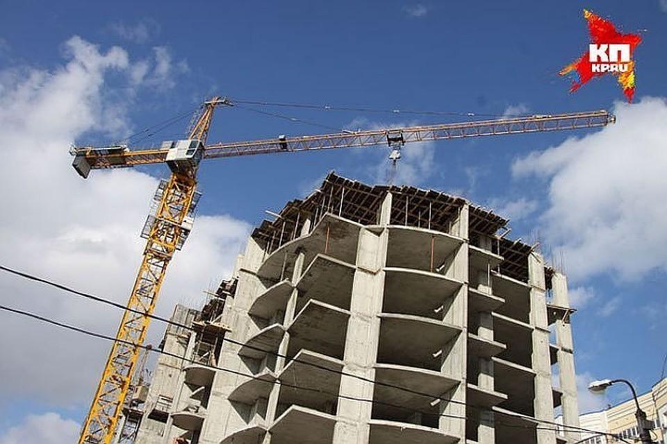 Горожане переживают, что строительство новых высоток может привести к техногенной катастрофе