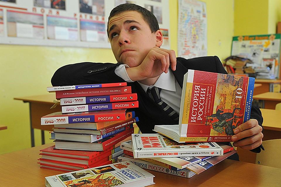 По сравнению с другими странами, российские школьники — чуть ли не самые загруженные в мире