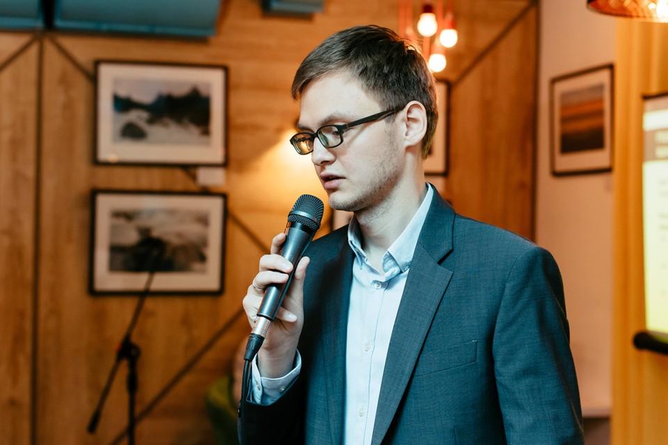 Руководитель пекинского офиса российской коммуникационной группы iMARS (iMARS China) Александр Казюхин