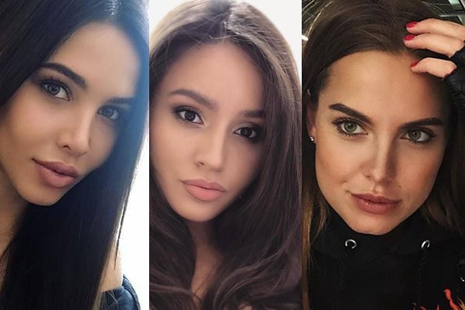 В последние годы красавицы из инстаграма не отличаются оригинальной внешностью. Девушки словно на подбор.