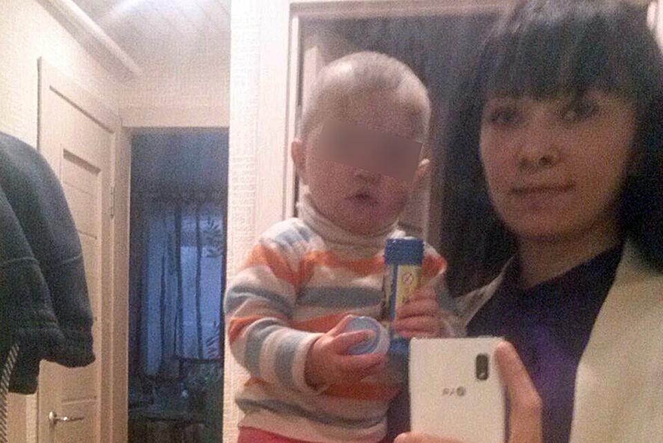 Мама с дочкой в результате происшествия оказались в больнице.
