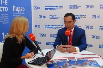 Глава Якутии Айсен Николаев: «При жизни нашего поколения мы уже сможем клонировать мамонтов»