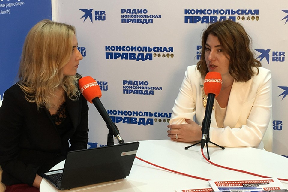 Исполнительный директор Екатерина Круглова