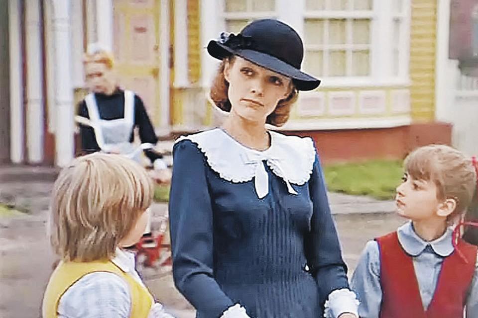 После фильма «Мэри Поппинс, до свидания», вышедшего в 1984 году, актрису Наталью Андрейченко по праву стали называть «Мисс Совершенство». Фото: Кадр из фильма