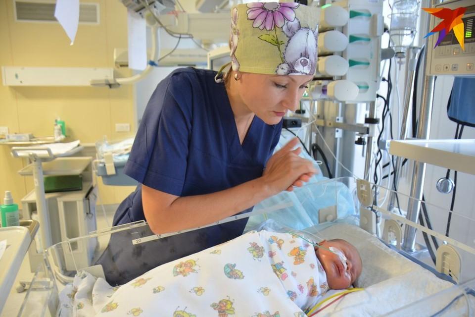 Анастасия Тагирова рассказала о своих буднях медсестры детской реанимации.