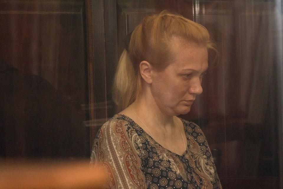 В августе Богдановой продлили арест на три месяца
