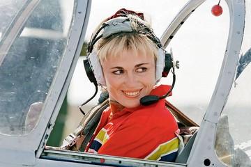 Светлана Капанина: как гимнастка стала знаменитой летчицей