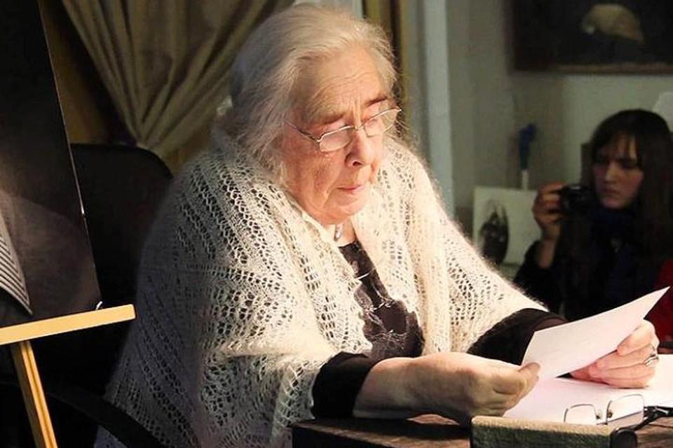 Зинаида Александровна Миркина известна переводами арабской, немецкой и индийской поэзии
