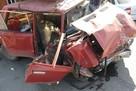 Страшная авария в Дагестане попала на видео: двое погибли, двое в реанимации
