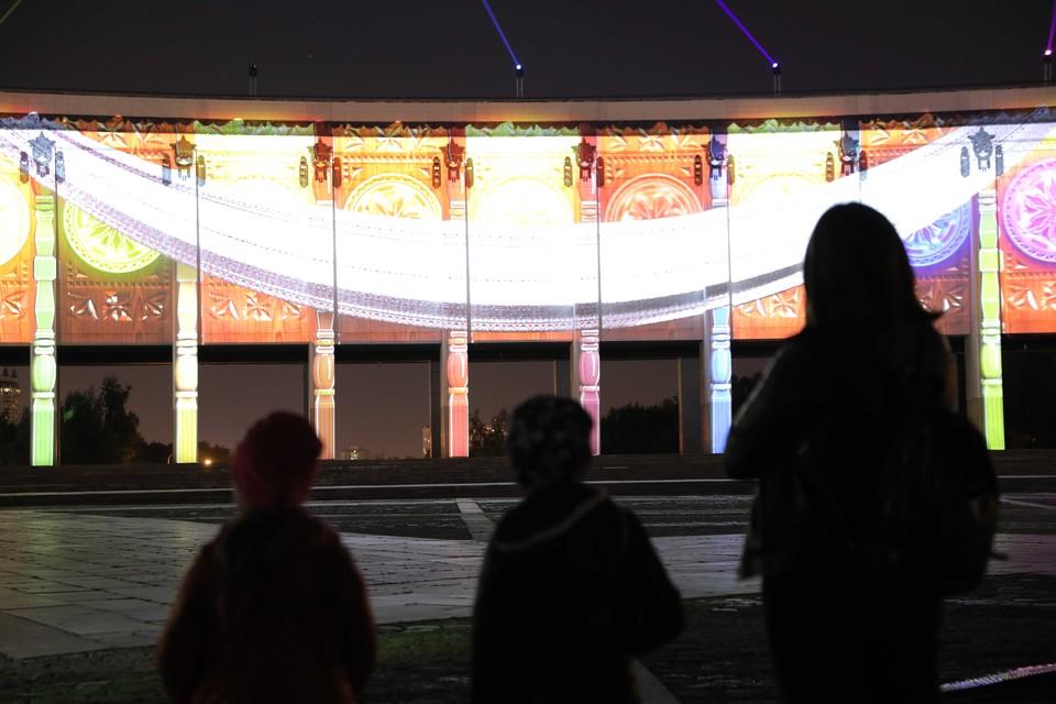 Музей Победы впервые стал одной из площадок фестиваля «Круг света». Фото: Музей Победы