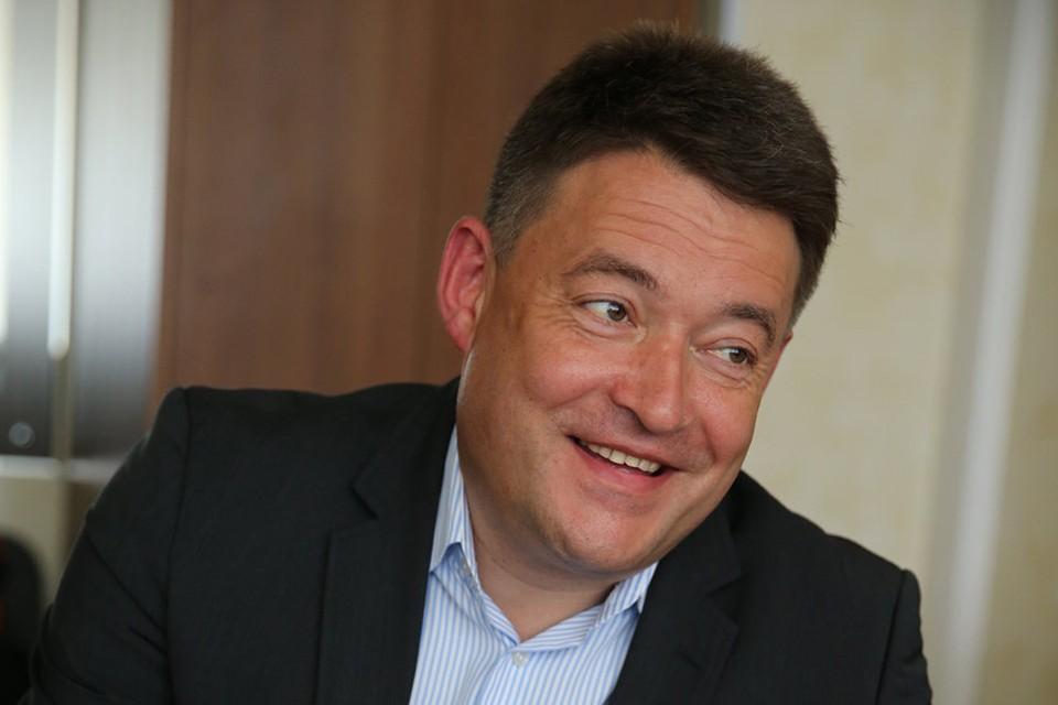 Андрей Каприн. Фото: Сергей Михеев/ РГ