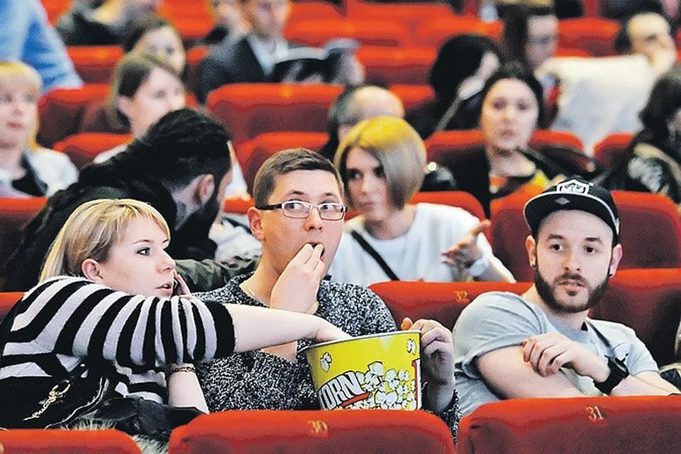 Зрители смогут выбирать сюжеты фильмов в кинотеатрах