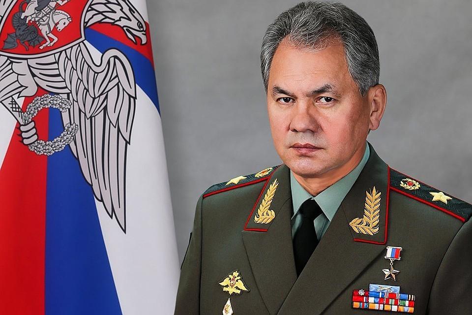 Сергей Шойгу заявил, что приняты меры по повышению безопасности российских военнослужащих в Сирии в ответ на крушение Ил-20