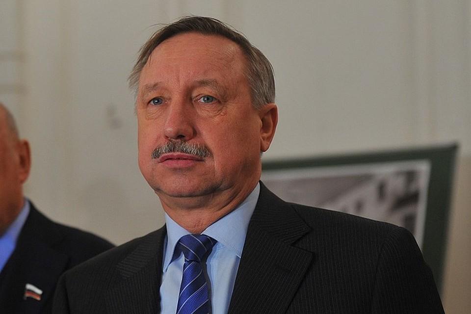Он человек непубличный: Запесоцкий сомневается, что Беглов пойдет в губернаторы Петербурга через год.