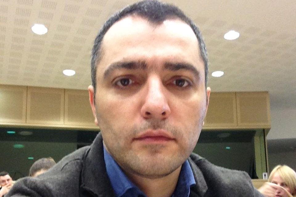 Адвокат Умалат Сайгитов.