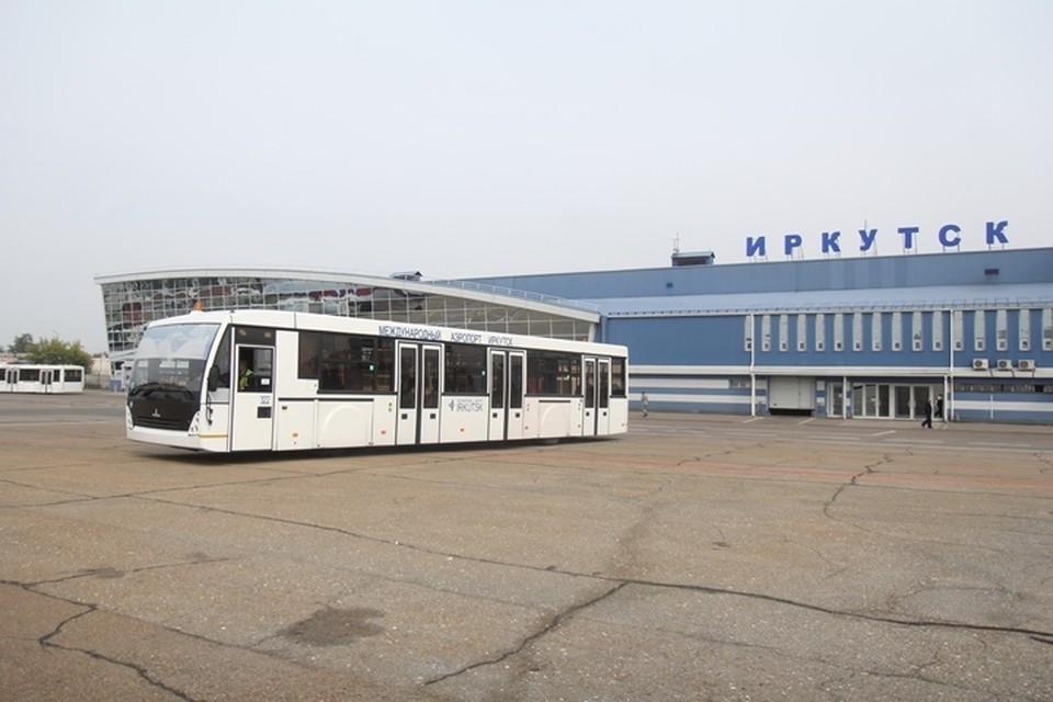 Какое имя получит иркутский аэропорт.
