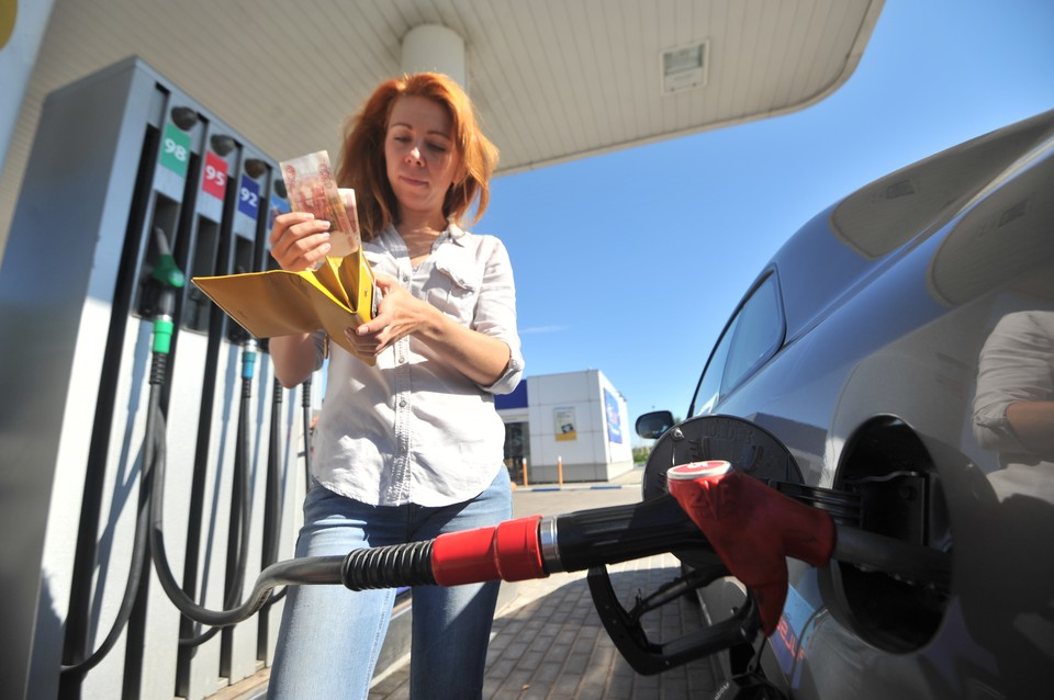 С 1 января следующего года ставки акцизов на топливо вырастут в полтора раза