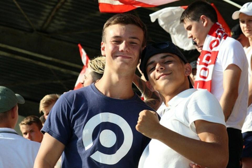 Среди раненых - два активных участников фанатского движения Николай Крутько и Валентин «Лучик» Кондрашечкин