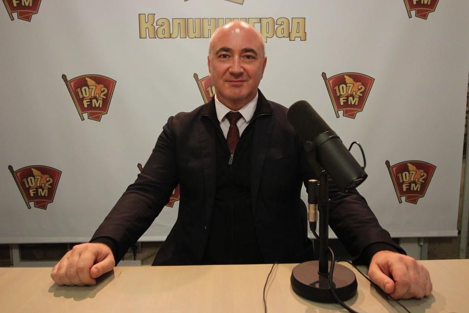 Авторитет. Сергей Званок