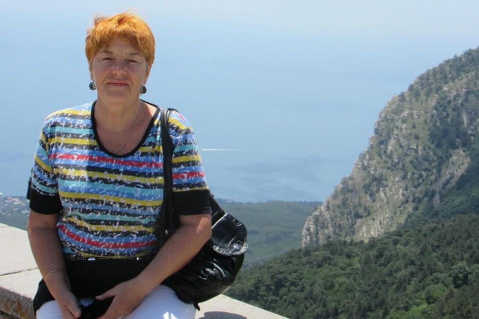 Лариса Кудрявцева погибла в перестрелке в колледже. Фото: соцсети