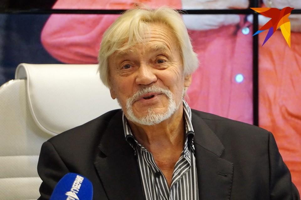 Владимир Васильев в Воронеже.