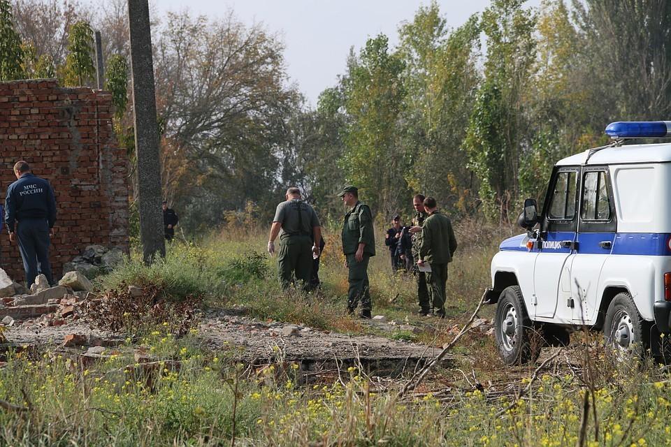 Именно здесь, по данным криминалистов, Росляков мог тренироваться стрельбе