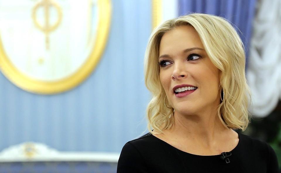 Американская журналистка Мегин Келли