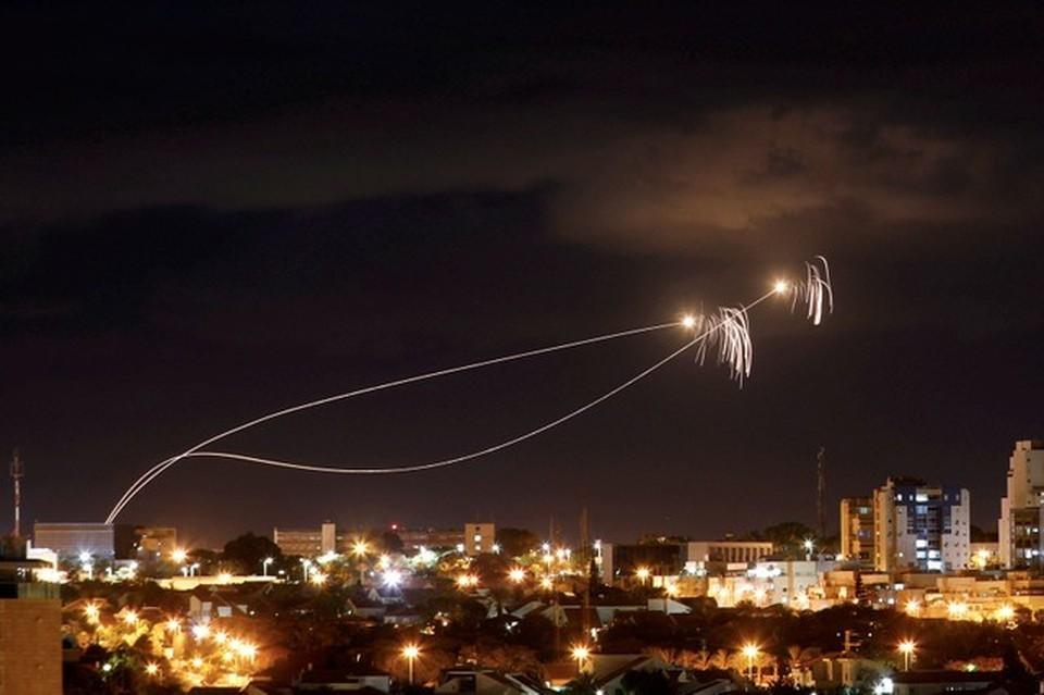 Авиаудары Израиля стали ответом на ракетный обстрел со стороны Газы