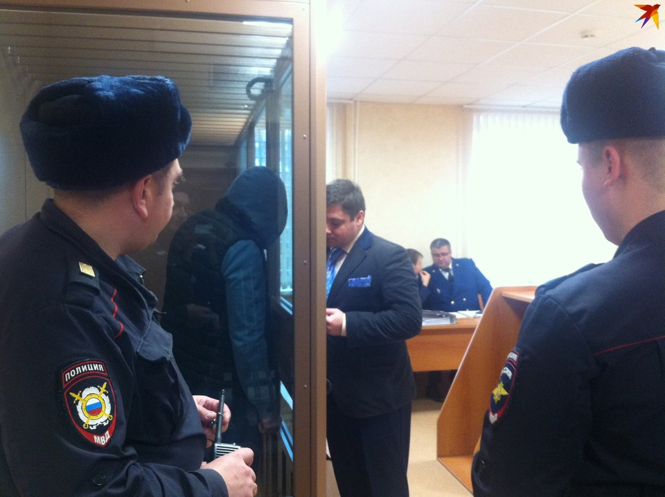 Александр Зайкин и его адвокат Дмитрий Фаткин просили суд о домашнем аресте.