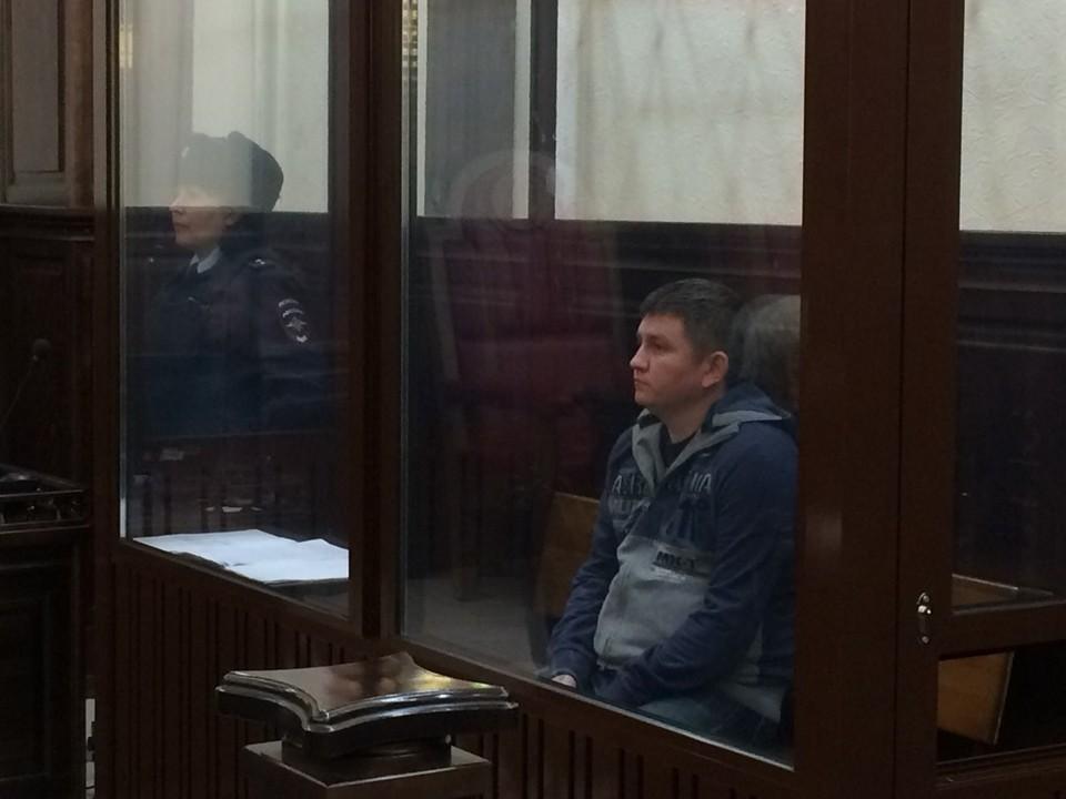 Эдуард Комков будет находится в том же СИЗО, что и мать
