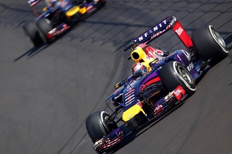 Стало известно, который издал «мяукающий» звук во время «Формулы -1»